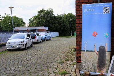 Foto zur Meldung: 20. Arbeitskreissitzung Thema Elektro Mobilität