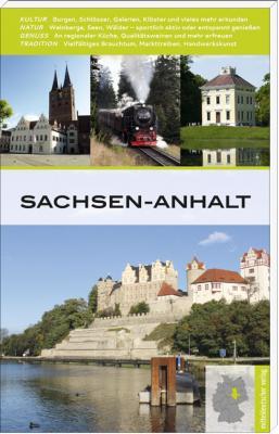 Foto zu Meldung: Neu im Angebot  Reiseführer Sachsen-Anhalt