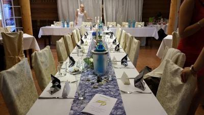 Foto zur Meldung: Hochzeitsfeier im LIDO Senftenberg