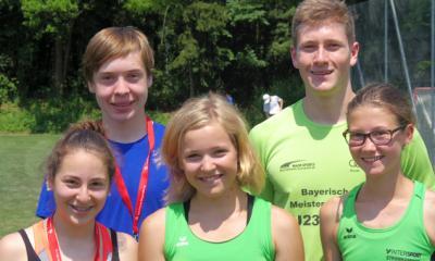 Foto zur Meldung: Fünf TV-Athleten bei Sparkassen-Gala