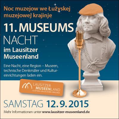 Foto zur Meldung: 12. September: Museumsnacht im Lausitzer Museenland