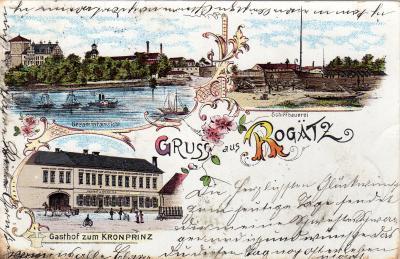 Vorschaubild zur Meldung: Neuer Rogätz-Kalender beim Elbebadetag