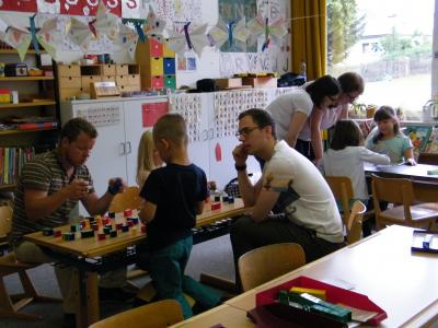 """Foto zur Meldung: """"Lehrer lernen von Schülern"""""""