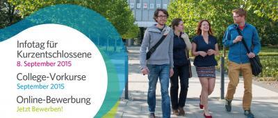 Foto zur Meldung: BTU Cottbus–Senftenberg lädt zum Infotag für Kurzentschlossene ein