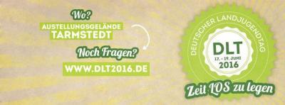 Foto zur Meldung: VORMERKEN: Deutscher Landjugendtag vom 17. bis 19. Juni 2016
