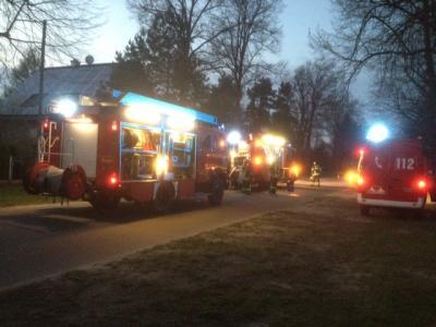 Foto zur Meldung: Feuerwehr musste bereits mehrmals zu kleineren Bränden ausrücken - vermutlich Brandstiftung