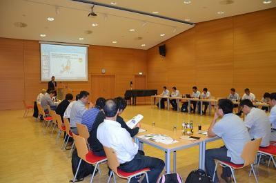 """Foto zur Meldung: """"Ni hao"""" - Landrat empfängt chinesische Delegation im SeeCampus NL"""
