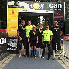 Foto zu Meldung: MTV-Triathleten beim ICAN in Nordhausen auf den vorderen Rängen platziert