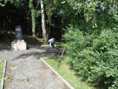Foto zur Meldung: Jüdischer Friedhof