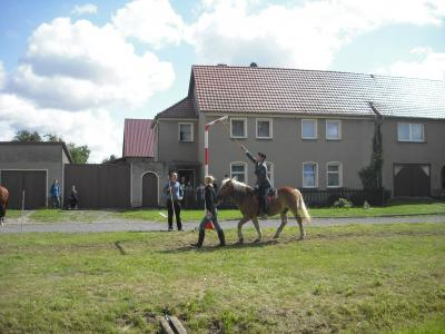 Foto zur Meldung: Schützenfest Fröhden