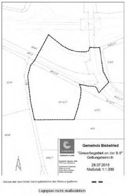 Foto zu Meldung: Änderung des Flächennutzungsplanes