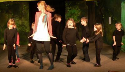 Foto zur Meldung: Schauspielkurse beginnen wieder
