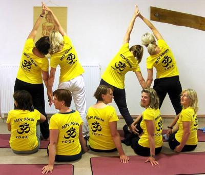 Yoga / Entspannung beim MTV Förste