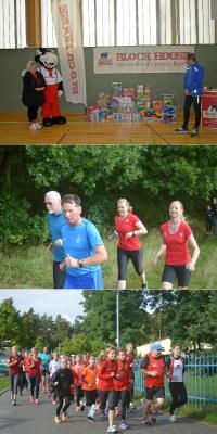 Foto zur Meldung: Laufen und Gutes tun - das funktioniert richtig gut