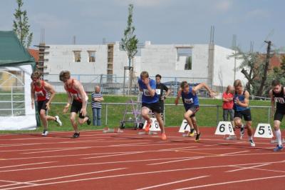 Foto zur Meldung: Mitteldeutsche Meisterschaften in Gotha und Halle