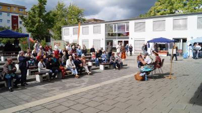 Foto zu Meldung: 10 Jahre Bürgerzentrum – Begegnung, Beratung und Kommunikation