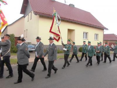 Foto zur Meldung: Trachtenfest Meinsdorf