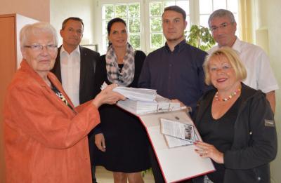 Foto zur Meldung: Einwohnerantrag zum Bau eines Hallenbads in Falkensee ist gültig