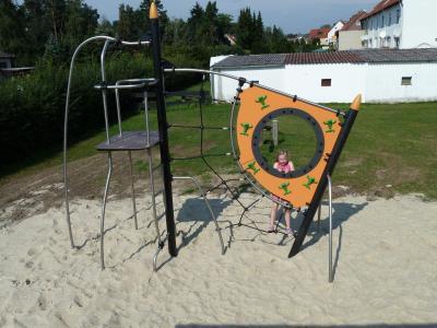 """Foto zu Meldung: Umgestaltung Spielplatz """"Kirschenweg"""" in Velpke"""