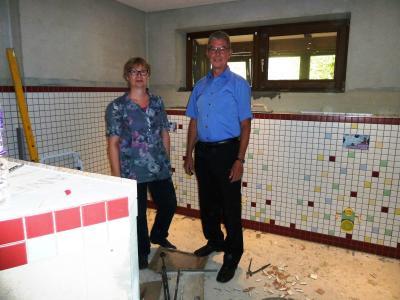Foto zur Meldung: Neue Sanitäranlagen für die Kita Pusteblume in Groß Twülpstedt
