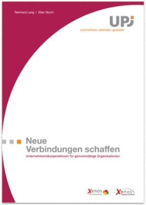 Foto zur Meldung: Neuerscheinung Leitfaden: Neue Verbindungen schaffen - Unternehmenskooperationen für gemeinnützige Organisationen