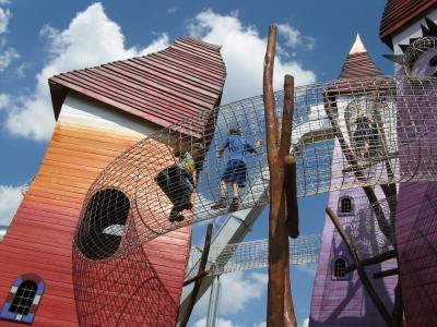 Foto zur Meldung: Projekte: Irrlandia liegt bei Besuchern an der Spitze