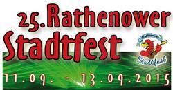 Foto zur Meldung: Stadtfest Rathenow 2015