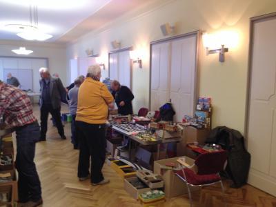 Foto zu Meldung: Modelleisenbahnbörse in Hennigsdorf