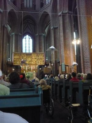 Demenzgottesdienst September 2015