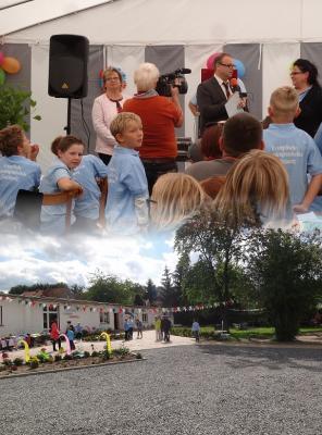 Foto zur Meldung: 15jähriges Jubiläum an der Evangelischen Schraden-Grundschule