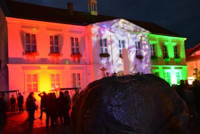 """Foto zu Meldung: """"Herbstleuchten"""" - eine tolle Party in der Innenstadt"""