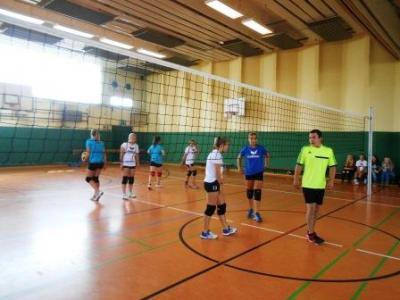 Foto zu Meldung: Volleyballturnier