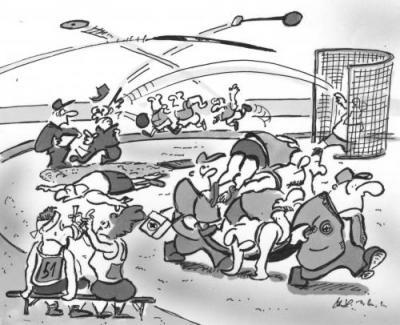 Foto zur Meldung: Alle Jahre wieder - Bundesjugendspiele