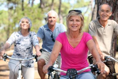 Foto zur Meldung: Sport und Bewegung reduzieren das Krebsrisiko