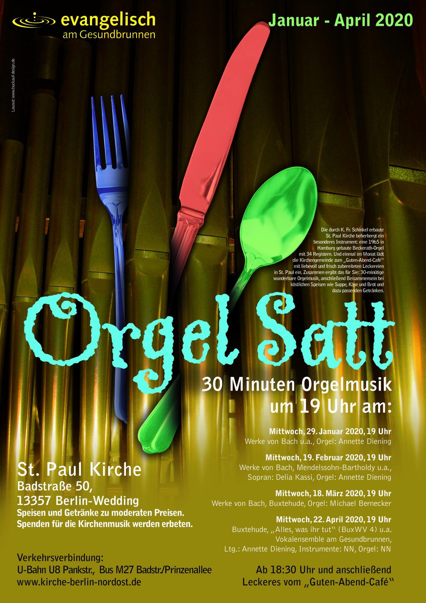 Orgel satt