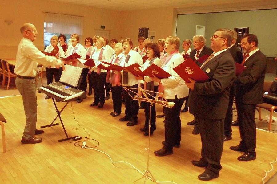 Senioren-Weihnachtsfeier 2019 Chor