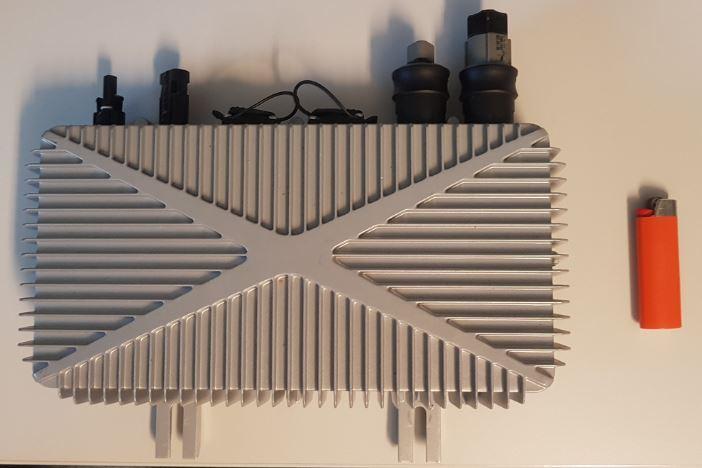 Beispiel Wechselrichter