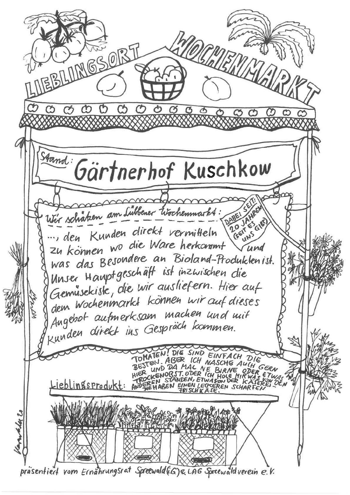 Gärtnerhof Kuschkow