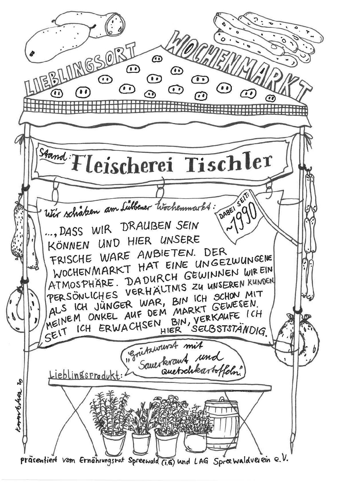 Fleischerei Tischler