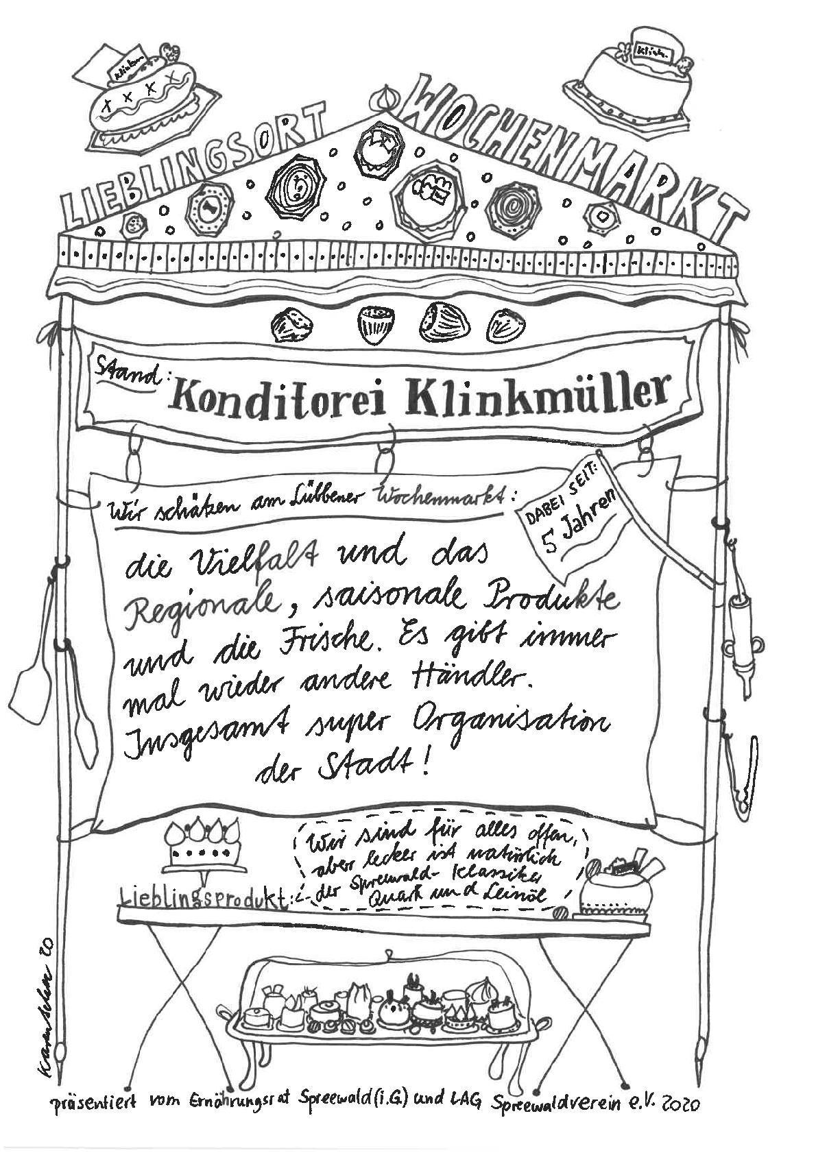 Konditorei Klinkmüller