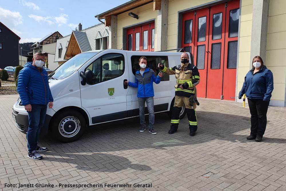 2021-03-26_Fahrzeuguebergabe-Freiwillige-Feuerwehr-Jugendpfleger_Gemeinde-Geratal_02