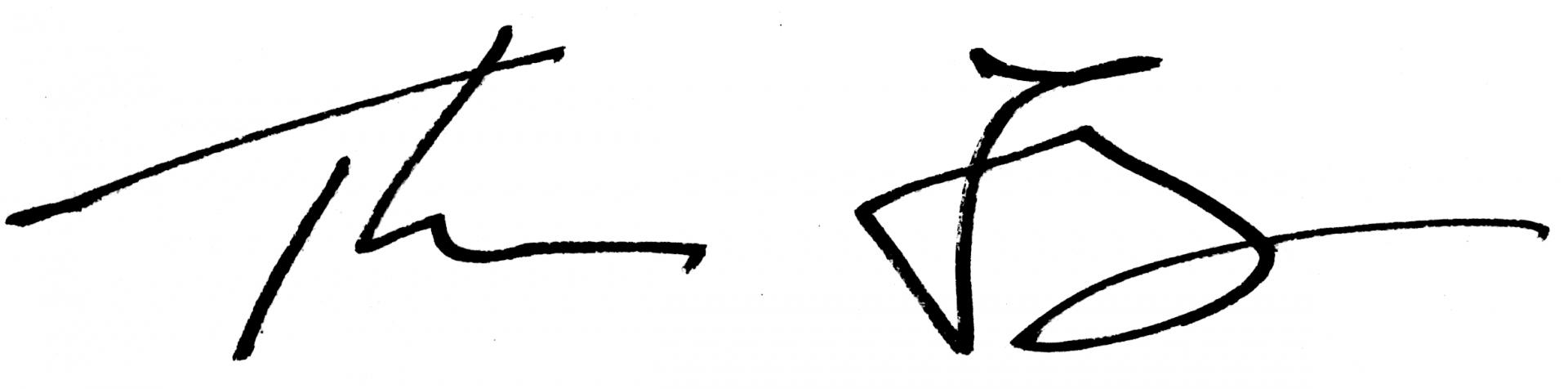 Unterschrift Dr. Thomas Jung