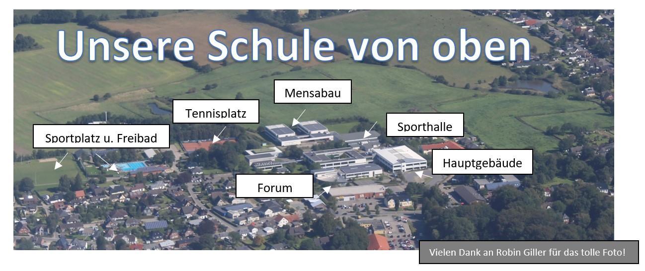 Luftbild Schule