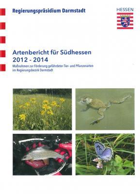 Foto zu Meldung: Artenbericht für Südhessen 2012-2014 veröffentlicht