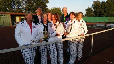 Foto zu Meldung: Erfolgreiche Saison der Damenmannschaft
