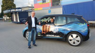 Foto zur Meldung: Energiemesse Schaumburg
