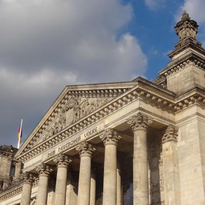 Foto zu Meldung: Rehfelder Sängerkreis über den Dächern von Berlin
