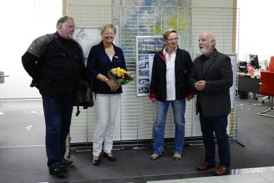 """Foto zu Meldung: Eröffnung der """"Woche des Tierschutzes"""""""