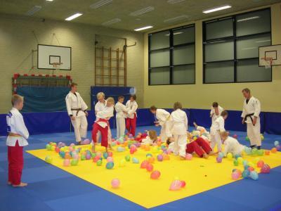 Foto zur Meldung: Judo-Dojo-Nacht: Sport – Spiele – Spaß