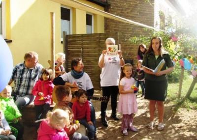 """Foto zur Meldung: AWO-Kita """"Hüttenzwerge"""" Tag der offenen Tür am 26.09.2015"""